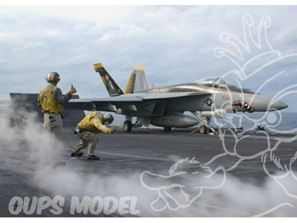 Revell maquette avion 03997 F/A-18E Super Hornet 1/144