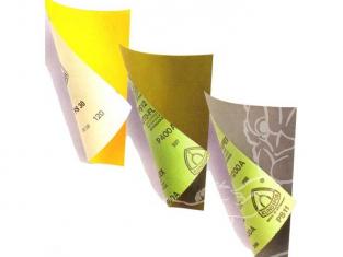 ARTESANIA LATINA finition 27636 4 papier abrasif grain fin