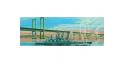 Trumpeter maquette bateau 05702 CUIRASSE U.S. BB-62 NEW JERSEY 1/700