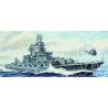 Trumpeter maquette bateau 05720 CROISEUR SOVIETIQUE MOSKVA classe Slava 1/700
