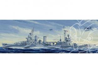 Trumpeter maquette bateau 05310 CROISEUR LOURD USS SAN FRANCISCO CA-38 1/350