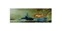 Trumpeter maquette bateau 05303 CUIRASSE USS BB-55 NORTH CAROLINA 1/350