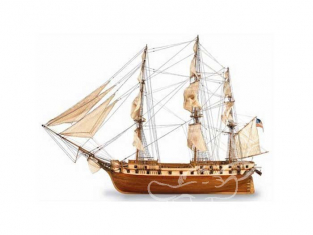 Artesania Latina Kit bateau bois 22850 USS Constellation 1798