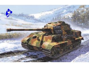 italeri maquette militaire 7004 Sd.Kfz.182 tigre royal 1/72