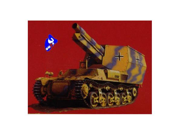 RPM maquette militaire 35051 SDKFZ.135/1 Afrika 1942 1/35