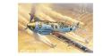 TRUMPETER maquette avion 02290 MESSERSCHMITT BF 109E-4 /Trop 1941 1/32