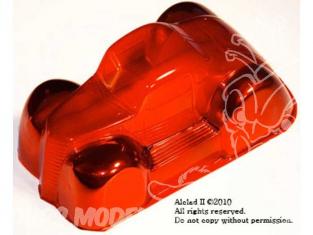 peinture ALCLAD II alc401 Rouge transparent