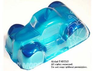 peinture ALCLAD II alc403 Bleu transparent