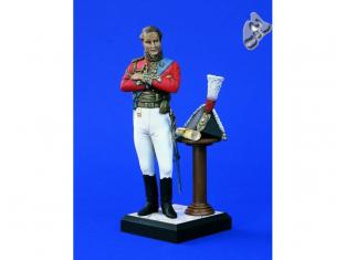 Verlinden Figurine militaire AB975-3 Duc de Wellington manque bras gauche 120mm