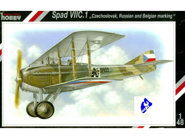 Special Hobby maquette avion 48031 Spad VIIC.1 1/48