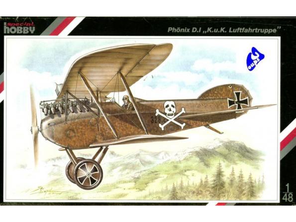 Special Hobby maquette avion 48027 Phönix D.I 1/48