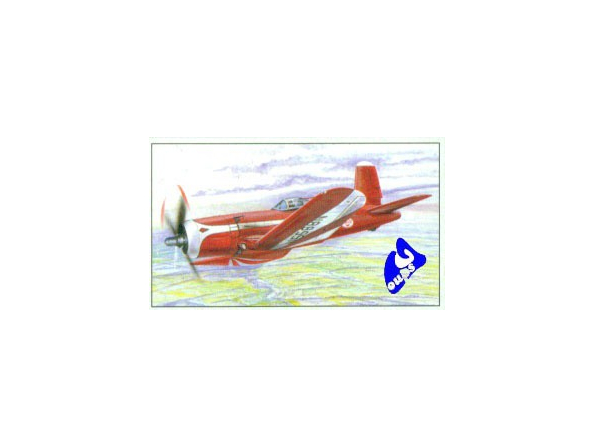 Special Hobby maquette avion 48049 F2G Corsair 1/48