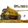 Fujimi maquette militaire 76001 Tiger II 1/76