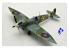 TRUMPETER maquette avion 02413 SUPERMARINE SPITFIRE MK VI 1/24