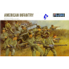 Fujimi maquette militaire 76027 Infanterie Americaine 1/76