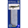 Trumpeter maquette avion 03401 SET DE 18 AVIONS B-25 MITCHELL 1/