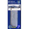 Trumpeter maquette avion 03406 SET DE 18 AVIONS F6F HELLCAT 1/70