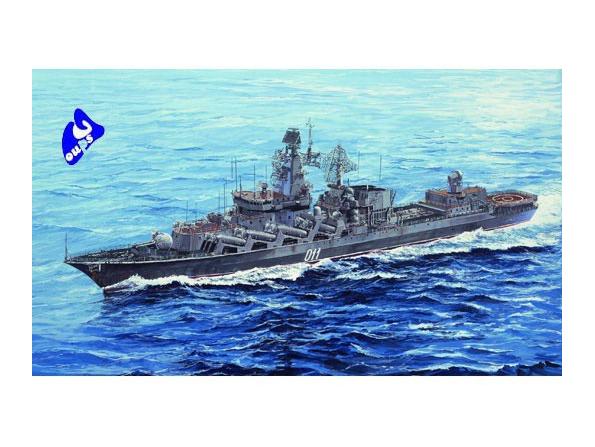 trumpeter maquette bateau 05722 CROISEUR LANCE MISSILES RUSSE CL
