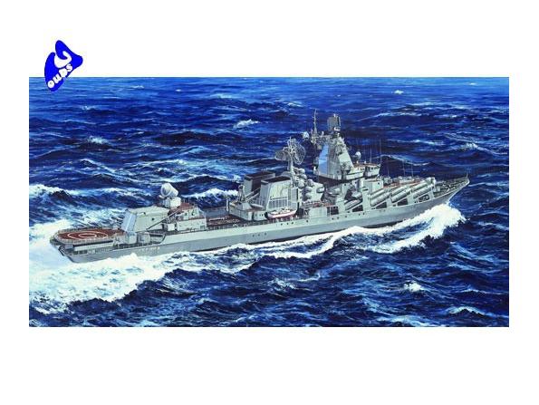 trumpeter maquette bateau 05723 CROISEUR LANCE MISSILE UKRAINIEN