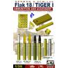 afv club maquette militaire 35107 Munition et casier Tigre I 1/3