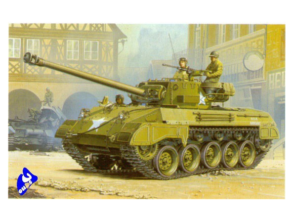 Academy maquette militaire 13255 M-18 Hellcat 1/35