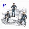cmk f72142 EQUIPAGE DE CHAR ALLEMAND 1/72