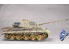 Trumpeter maquette militaire 00907 KING TIGER TYPE VI 1/16