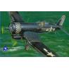 "Trumpeter maquette avion 02221 U.S. VOUGHT F4U-1D ""CORSAIR "" 1/3"