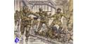 italeri maquette militaire 6034 parachutistes anglais Red Devils 1/72