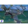 "Trumpeter maquette avion 02222 U.S. VOUGHT F4U-4 ""CORSAIR"" 1/32"