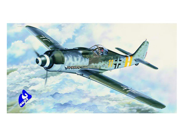 Trumpeter maquette avion 02411 FOCKE-WULF Fw 190 D-9 -1944 1/24