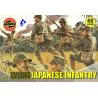Airfix maquette militaire 01718 Infanterie Japonaise 1/72
