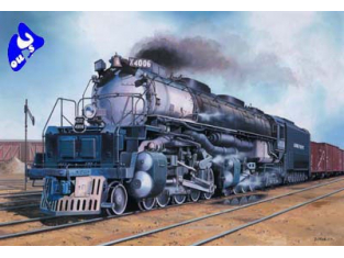 Revell maquette locomotive 2165 Big Boy 1/87