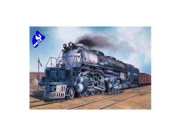 Revell maquette locomotive 2165 Big Boy 1/87