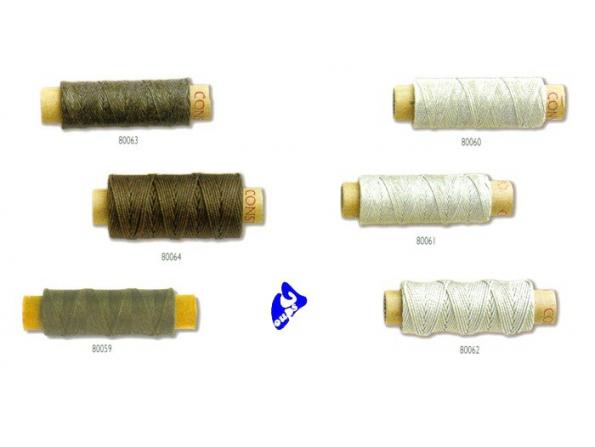Constructo 80064 fil hauban marron foncé 0.75mm