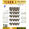 Afv Club maquette militaire 35094 CHENILLES MAILLONS TIGRE I 1/3