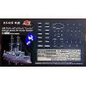 """Hasegawa maquette bateau 40062 Set n°2 de pièces """"basic détails"""
