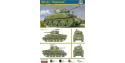 italeri maquette militaire 7003 M4A1 sherman 1/72