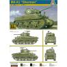 italeri maquette militaire 7003 m4 sherman 1/72