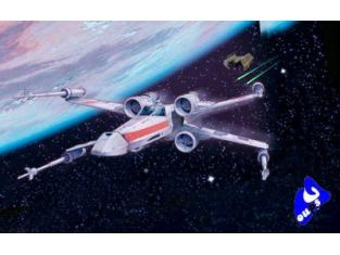Revell Star Wars 6656 X-wing Fighter (Luke Skywalker)