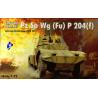 Rpm maquettes militaire 72305 Pz Sp Wg(Fu) P204(f) 1/72