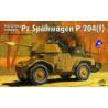 Rpm maquettes militaire 72303 Pz Spähwagen P204(f) 1/72