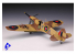 Trumpeter maquette avion 02412 SPITFIRE MK VB/ Trop - 1942 1/24