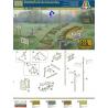 italeri maquette militaire 6049 accessoires 1/72