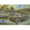 Hasegawa maquette militaire 31113 Schwimmwagen & Kettenkrad 1/72