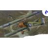 Academy maquettes avion 12109 Sopwith Camel F.1 1/32
