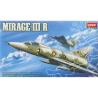 Academy maquettes avion 1630 Mirage III R 1/48