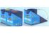 peinture revell Aqua 350 bleu de prusse satiné