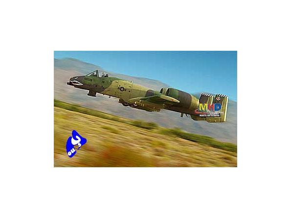 """Hobby Boss maquette avion 80323 A-10A """"THUNDERBOLT"""" II 1/48"""