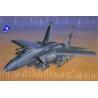 Academy maquettes avion 12264 F-15E Strike Eagle avec armement 1/